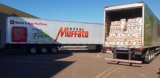 Vagas para motoristas no Grupo Muffato