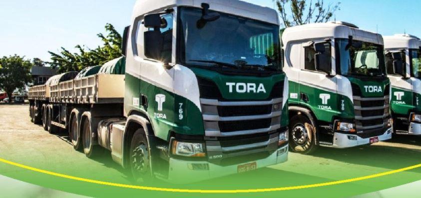 vaga de motorista na Tora Transportes