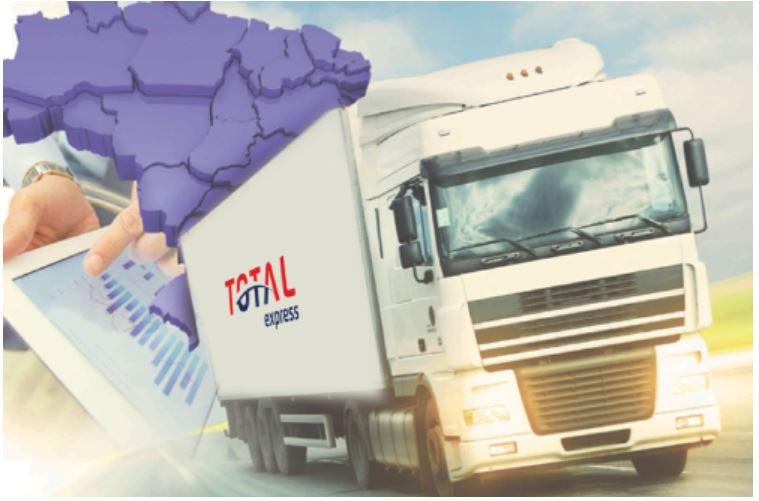 vaga de motorista na Total Express