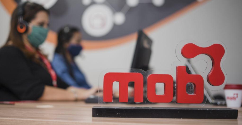 vaga de motorista na Mob Telecom