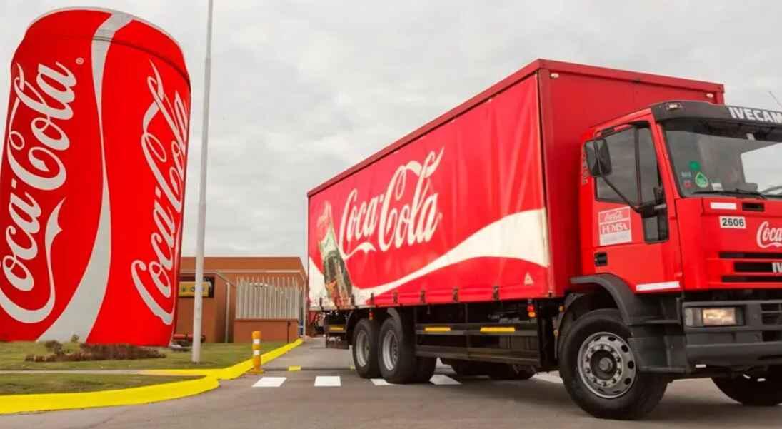 vaga de motorista na Solar Coca-Cola