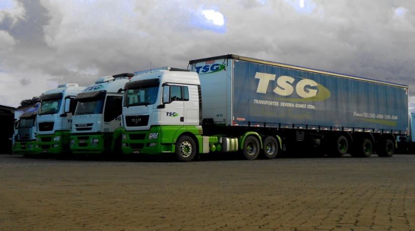 vaga de motorista na TSG - Transportes Silveira Gomes