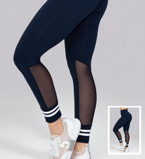 Calça Legging Twist Bolha - Ref: Ah14 - Catalogo online